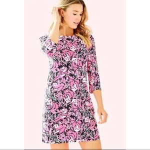 NWT Lilly Pulitzer Hangin With My Boo Dress Large